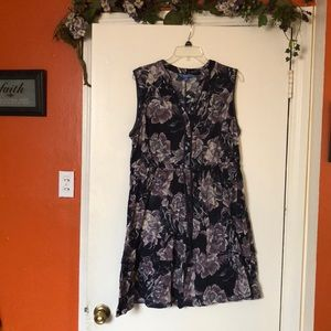 ❤️Fantastic floral dress by Vera Wang size Xl